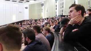Wykład w Warszawie - Psychologia Pokera Część 1