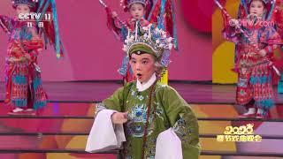 [2020新年戏曲晚会]京剧《杨门女将》 表演者:马语涵 董子新等| CCTV戏曲
