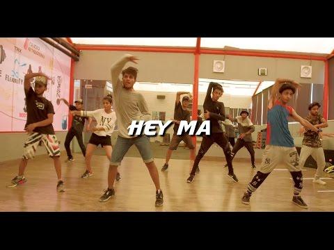 Pitbull & J Balvin - Hey Ma ft Camila Cabello | ADDICTIVE RHYTHM | Johnty Genesis choreography