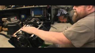 part 6 of the 1999 5.7 vortec build installing main bearings & crankshaft