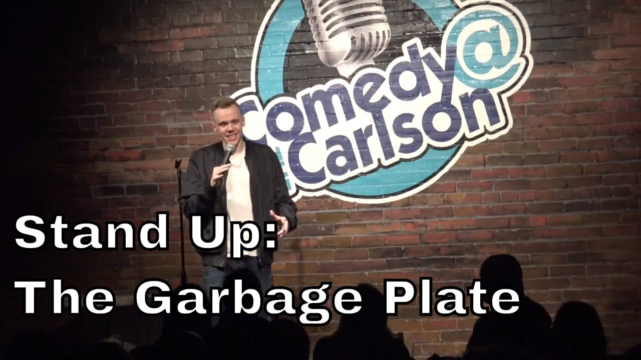 The Rochester Garbage Plate - Andrew Rivers | Stand Up Comedy