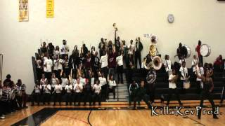 Cass Tech High School Alumni Band - Nobody Does It Better - 2012