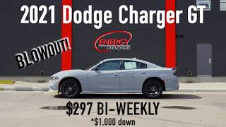 2021 Dodge Charger Clearance
