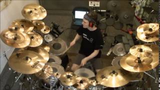 Dream Theater-Hollow Years (Live) Drum Cover