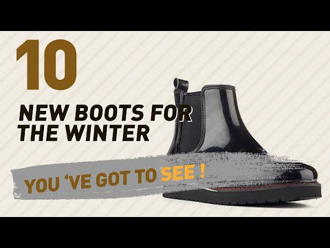 Cougar Womens Boots Collection // New & Popular 2017