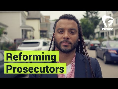 Adam John Foss' Bold Idea for Reforming Prosecutors