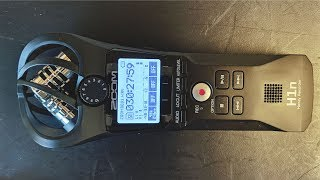 Zoom H1N  - You NEED this for audio!