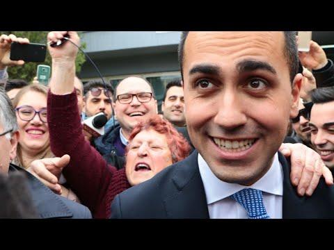 إيطاليا: نزاع بين زعيم اليمين المتطرف وزعيم التيار الشعبوي على تشكيل الحكومة  - 10:23-2018 / 3 / 6