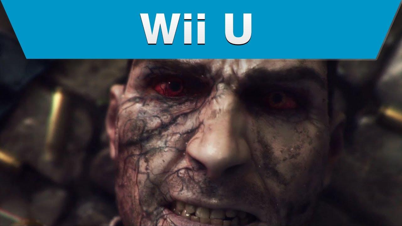 ZombiU (Ubisoft) - Wii U - E3 2012 Trailer