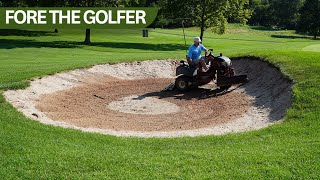 Fore the Golfer: The Cost of Course Care
