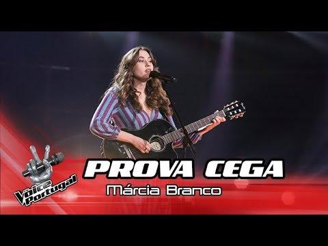 Márcia Branco - 'Desfolhada'   Prova Cega   The Voice Portugal