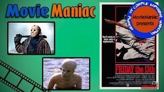 [MM]: Обзор на фильм Пятница 13-е/Friday the 13th(1980)
