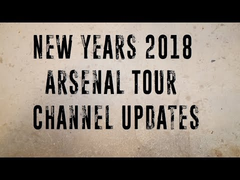 New Years 2018 Undisclosed Bunker Tour and Channel Ramblings