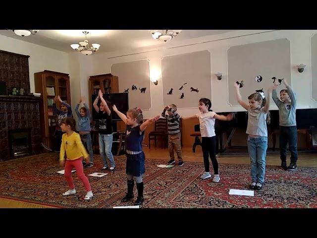 Репетиция танца 1 Студия Софит 2019