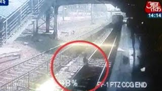 Girl Jumps Onto Tracks At Malad Station In Suicide Bid, Saved