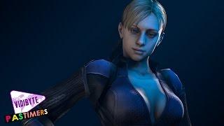 Top 10 Badass Females in the Resident Evil Franchise