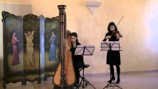 Arpa e Violino - Schubert - Ave Maria