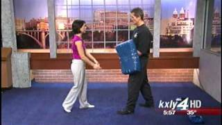 combination techniques   03 25 09 on kxly ch4 nw news