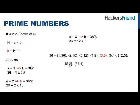 4  Designing efficient Algorithm to check if a number is prime