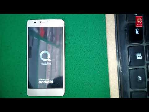 How To Hard Reset Qmobile Evok Power  Easy By U SERIES