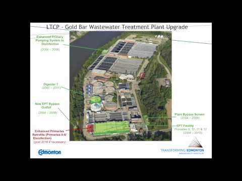 Edmonton, Drainage Services, Protecting the North Sask. River, Combined Sewer Overflows