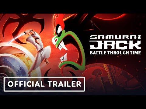 Samurai Jack: Battle