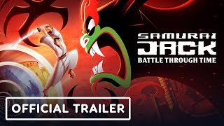 Samurai Jack: Battle Through Time - Official Announcement Trailer