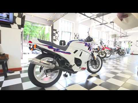 1990 Honda VTR250 Title, Provenance, Running!