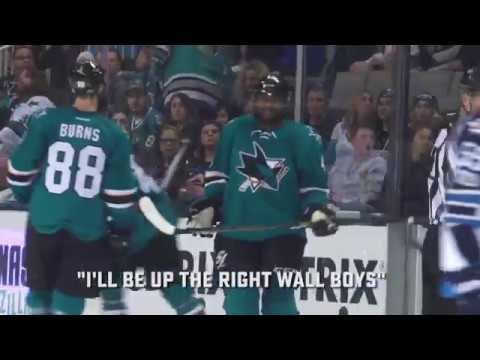 Mic'd Up: Joel Ward