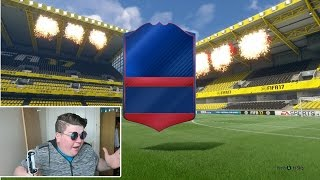 *OMG*😳😱  BETTER THAN RECORD BREAKER RONALDO IN A PACK!!!- FIFA 17 PACK OPENING