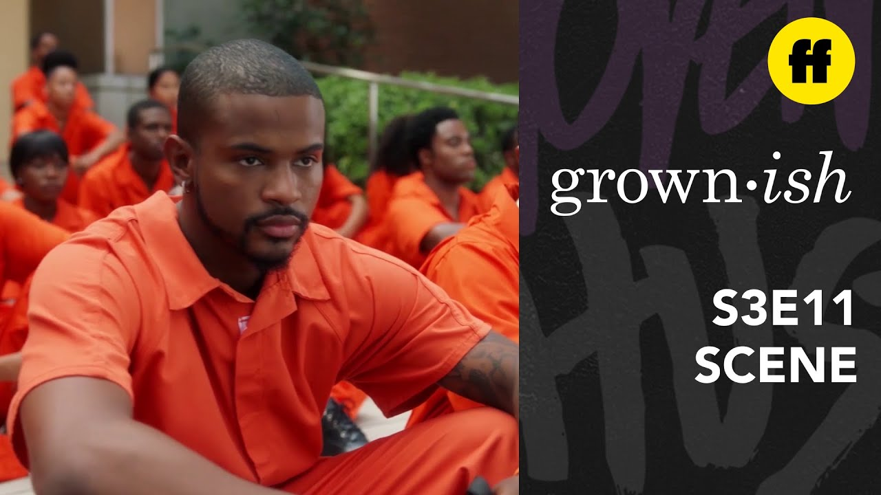 Download grown-ish Season 3, Episode 11 | Aaron Leads the Students in Protest | Freeform