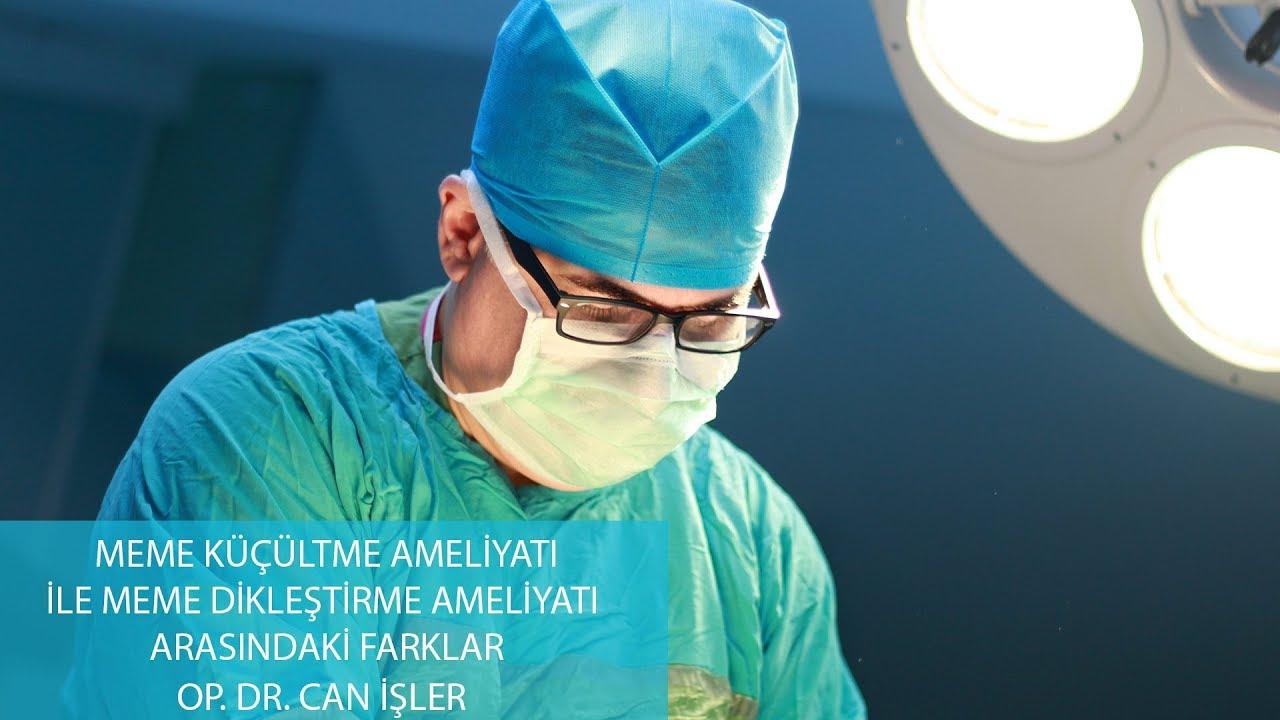 Gogus Kucultme Ameliyati Hakkinda Op Dr Can Isler