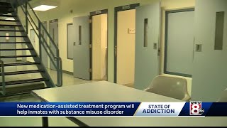 Maine jail launches first-of-its-kind program to offer inmates chance at recovery