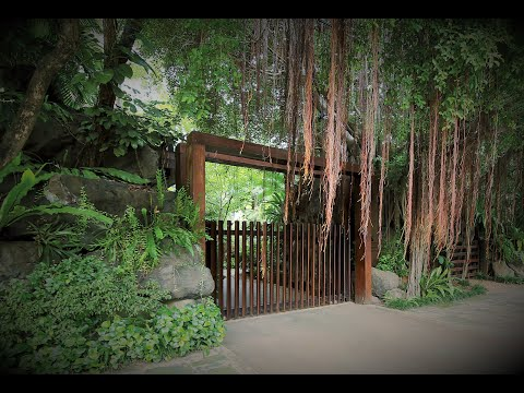 ขายบ้านพร้อมสวนสวยสไตล์รีสอร์ท ออกแบบโดยนักจัดสวนชื่อดัง ติดถนนเมน ม.นวธานี ถ.เสรีไทย59 กทม