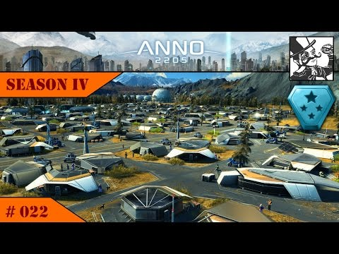 Anno 2205: S IV #022 Veteran Difficulty: Making Tundra your home!
