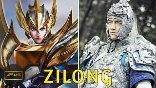 kisah zilong zhao yun sang putra naga