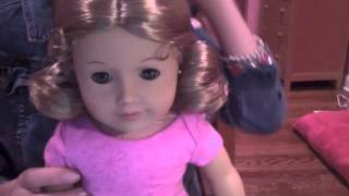 Review Of American Girl Doll Just Like You #21!!