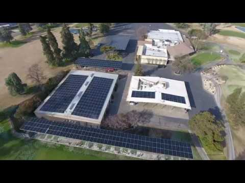Pacific Solar- Belmont Country Club in Fresno