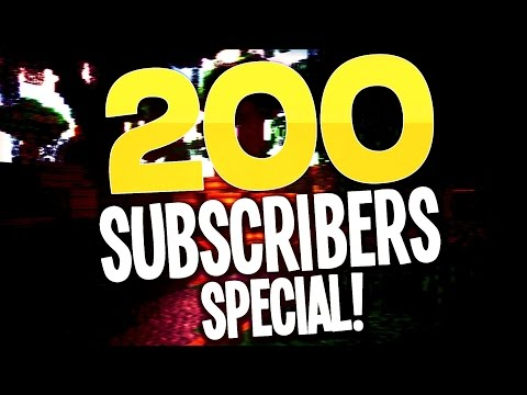 200 SUBSCRIBE!!!