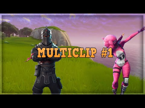 MULTICLIP#1 Fortnite Battle Royale