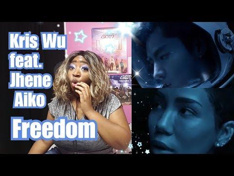 Kris Wu - Freedom Feat. Jhene Aiko MV Reaction