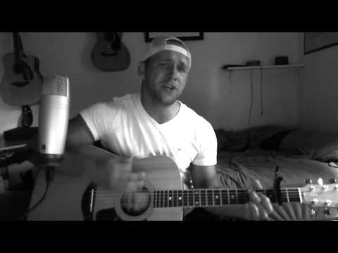 Fall for you - Secondhand Serenade (Tyler Folkerts acoustic cover)