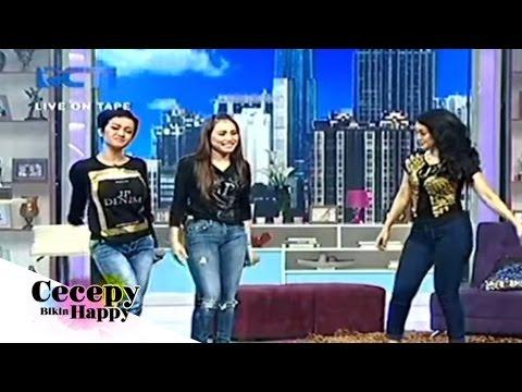 Cecepy Bikin Happy 8 Maret 2016 - Melaney Ricardo & Vicky Shu