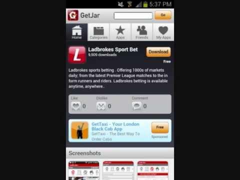 Ladbrokes App Download Android
