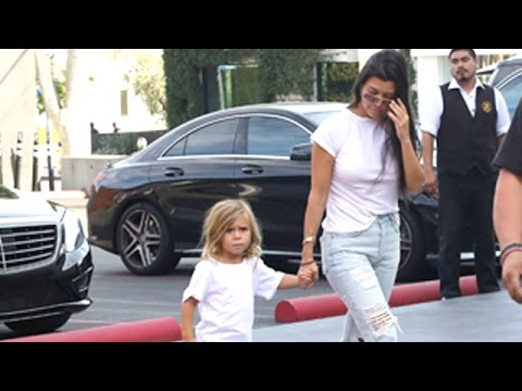 Kourtney Kardashian Asked About Kim's Robbery And Recovery