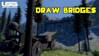 Medieval Engineers - Draw Bridges & Sliding Doors