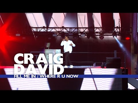 Craig David - 'Fill Me In / Where R U Now' (Live At The Summertime Ball 2016)