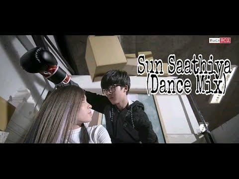 Sun Saathiya-ABCD2 (Dance Mix) - DJ Tejas