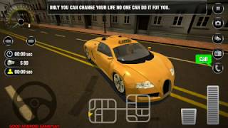 New York Taxi Driver 2018 - NEW Usa Taxi Vehicle Unlocked (Buggati) Android GamePlay FHD