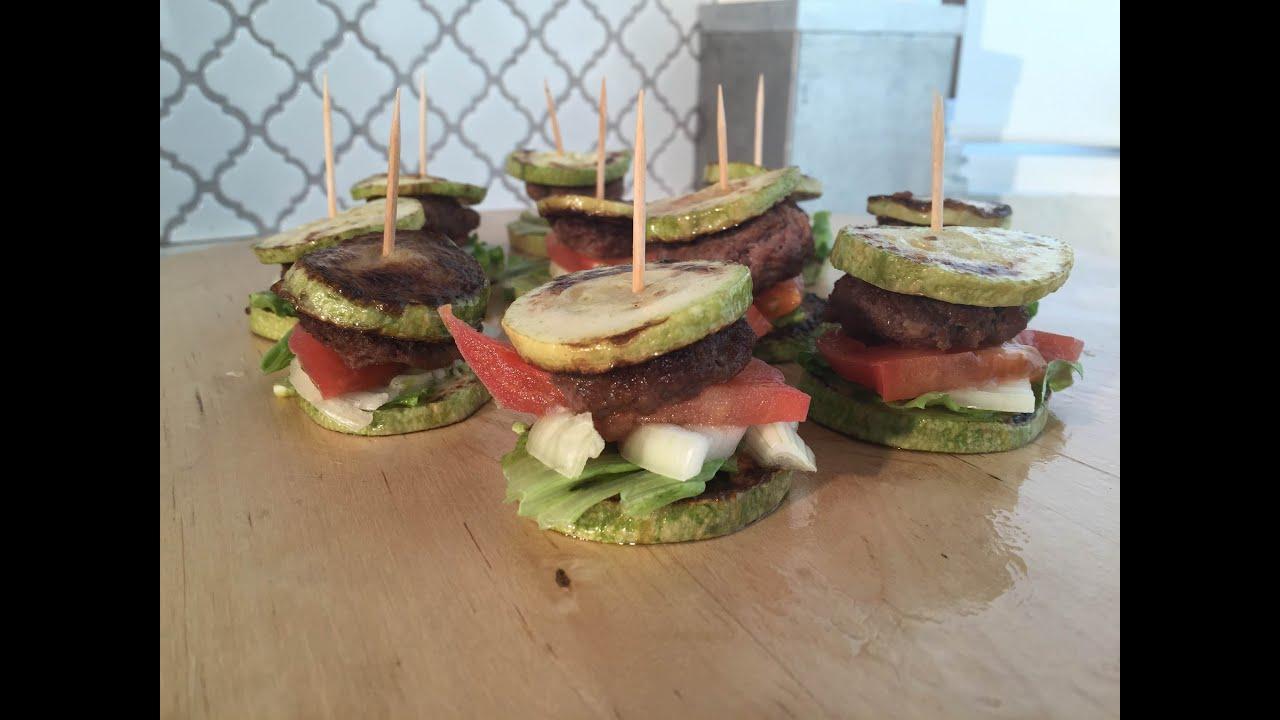 Sebzeli Hamburger Tarifi